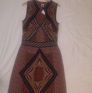 Missoni knit dress NWT